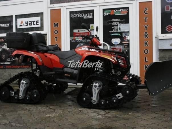 Arctic Cat 700 700 EFI TRV na pásech TJD, foto 1 Auto-moto | Tetaberta.sk - bazár, inzercia zadarmo