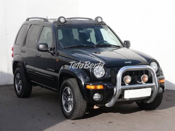 Jeep Cherokee  2.8 CRD, Serv.kniha, foto 1 Auto-moto, Automobily   Tetaberta.sk - bazár, inzercia zadarmo