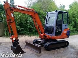 Minibager HITACHI EX30-2, r.v 2001 , Poľnohospodárske a stavebné stroje, Stavebné stroje  | Tetaberta.sk - bazár, inzercia zadarmo
