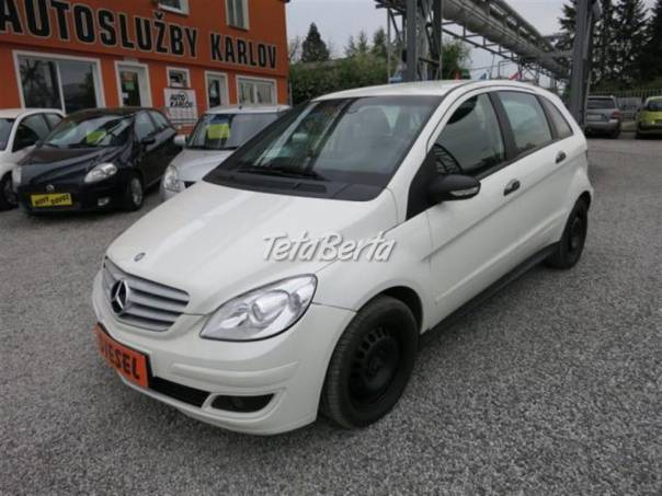 Mercedes-Benz Třída B B 180 CDi klimatizace, foto 1 Auto-moto, Automobily | Tetaberta.sk - bazár, inzercia zadarmo