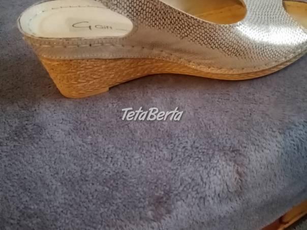 sandále, foto 1 Móda, krása a zdravie, Obuv   Tetaberta.sk - bazár, inzercia zadarmo