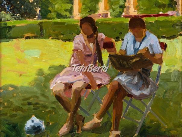 Jesenná aukcia umenia 24.11., foto 1 Hobby, voľný čas, Umenie a zbierky | Tetaberta.sk - bazár, inzercia zadarmo