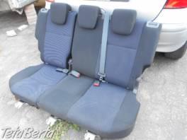 sedačky na Suzuki Swift 2003-14 , Náhradné diely a príslušenstvo, Automobily  | Tetaberta.sk - bazár, inzercia zadarmo