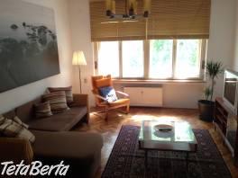 Prenájom 3 izbový byt s 2 kúpeľňami, Riazanská ulica, Bratislava III. Nové Mesto