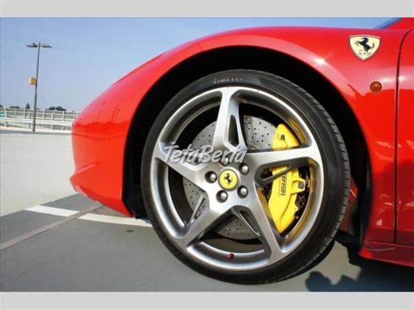 Ferrari 458 Italia Alu. disky na  IHN, foto 1 Auto-moto, Automobily | Tetaberta.sk - bazár, inzercia zadarmo