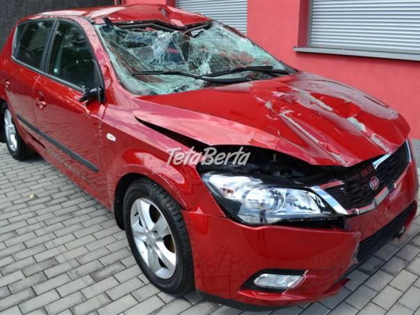 Kia Cee'd 1.4 CVVT / KLIMA /, foto 1 Auto-moto, Automobily | Tetaberta.sk - bazár, inzercia zadarmo