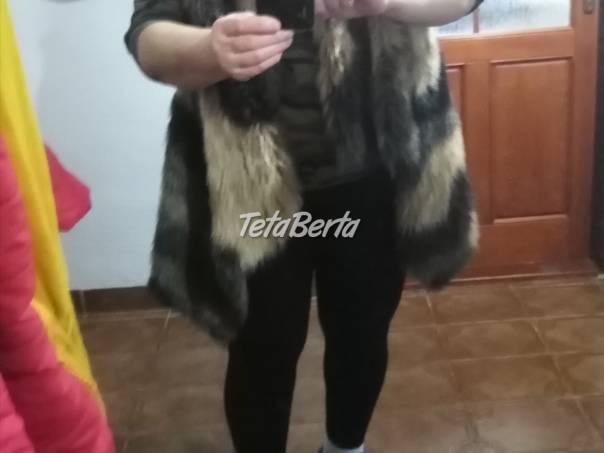 vesta, foto 1 Móda, krása a zdravie, Oblečenie | Tetaberta.sk - bazár, inzercia zadarmo