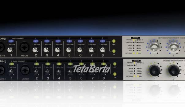 Zvuková karta Steinberg_MR816CSX, foto 1 Elektro, Zvukové a grafické karty | Tetaberta.sk - bazár, inzercia zadarmo