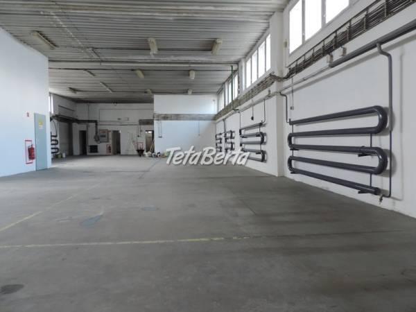 RE01031047 Komerčné / Výrobné priestory (Prenájom), foto 1 Reality, Kancelárie a obch. priestory | Tetaberta.sk - bazár, inzercia zadarmo