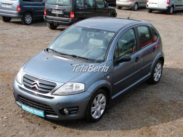 Citroën C3 1.6 HDi VTR Exclusive KLIMA, foto 1 Auto-moto, Automobily | Tetaberta.sk - bazár, inzercia zadarmo