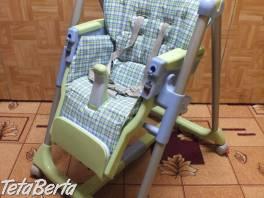 Predám detskú jedálenskú stoličku , Pre deti, Ostatné  | Tetaberta.sk - bazár, inzercia zadarmo