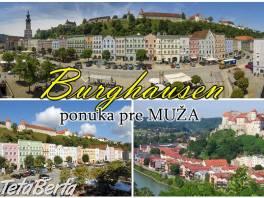 Burghausen – opatrovanie v dolnom Bavorsku/ponuka pre MUŽA s vodičským preukazom , Práca, Zdravotníctvo a farmácia  | Tetaberta.sk - bazár, inzercia zadarmo