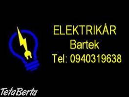 Elektrikár Bratislava + okolie 24/7 , Elektro, Sporáky, rúry na pečenie a mikrovlnky  | Tetaberta.sk - bazár, inzercia zadarmo