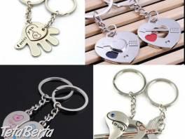 Kľúčenka nielen pre zamilovaných ! , Móda, krása a zdravie, Doplnky a príslušenstvo  | Tetaberta.sk - bazár, inzercia zadarmo