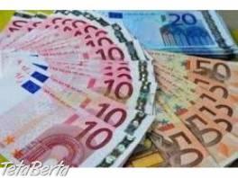Úverová ponuka Vám všetkým , Obchod a služby, Financie  | Tetaberta.sk - bazár, inzercia zadarmo