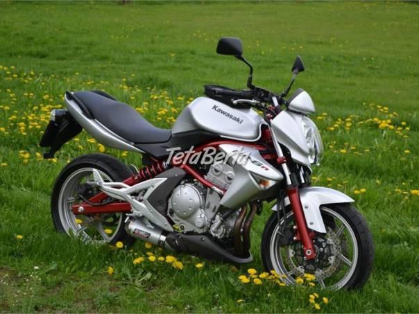 Kawasaki ER -6N, foto 1 Auto-moto | Tetaberta.sk - bazár, inzercia zadarmo