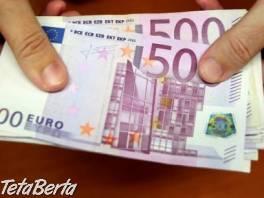 Rýchle pôžicka , Obchod a služby, Financie  | Tetaberta.sk - bazár, inzercia zadarmo