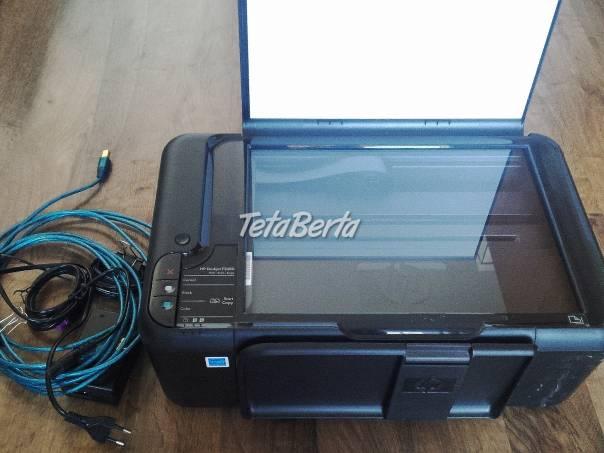 Multyfunkcne zariadenie HP, foto 1 Elektro, Tlačiarne, skenery, monitory | Tetaberta.sk - bazár, inzercia zadarmo