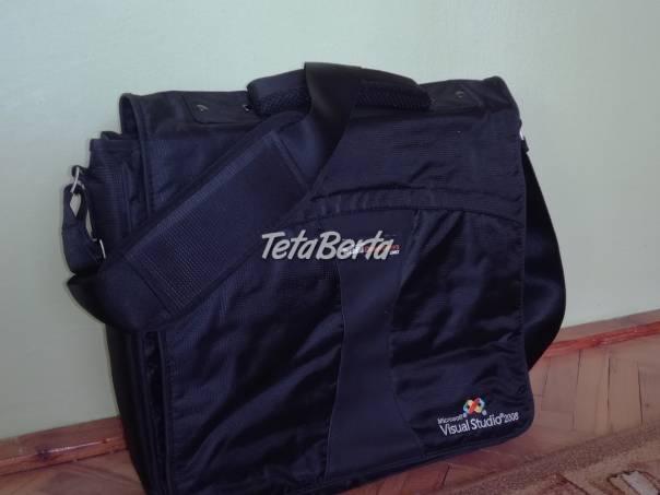 Taška na 15'' notebook Microsoft TechEd, foto 1 Elektro, Notebooky, netbooky | Tetaberta.sk - bazár, inzercia zadarmo