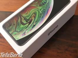 Zbrusu nový Apple iPhone Xs Max v škatuli , Elektro, Mobilné telefóny  | Tetaberta.sk - bazár, inzercia zadarmo