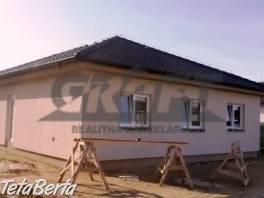 GRAFT ponúka 4-izb. RD bungalow Bernolákovo , Reality, Domy    Tetaberta.sk - bazár, inzercia zadarmo
