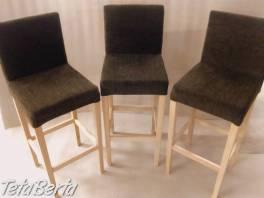 Barové stoličky , Dom a záhrada, Stoly, pulty a stoličky  | Tetaberta.sk - bazár, inzercia zadarmo