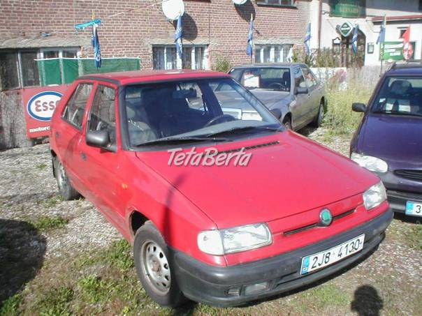 Škoda Felicia 1.3 LXi-bez dokladů na ND, foto 1 Auto-moto, Automobily   Tetaberta.sk - bazár, inzercia zadarmo