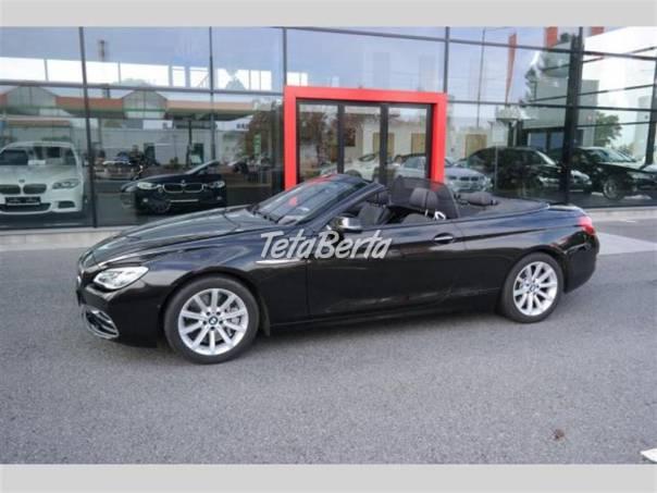 BMW Řada 6 650i Cabrio INDIVIDUAL ZÁRUKA, foto 1 Auto-moto, Automobily | Tetaberta.sk - bazár, inzercia zadarmo