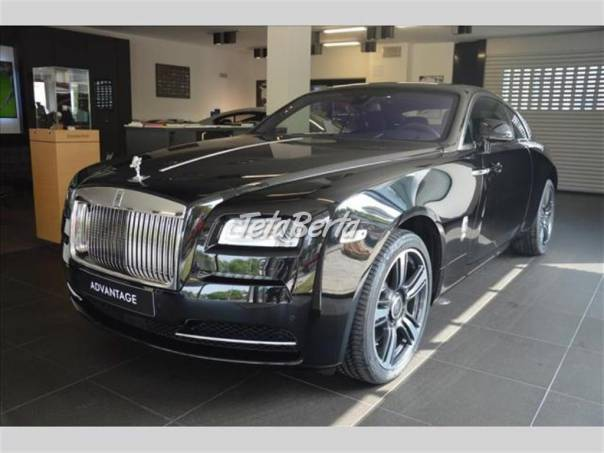 Rolls-Royce  6.6 V12, foto 1 Auto-moto, Automobily | Tetaberta.sk - bazár, inzercia zadarmo