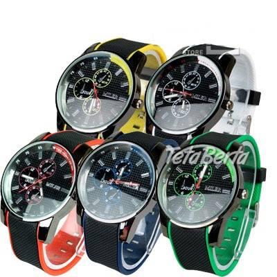 Pánske štýlové náramkové hodinky !, foto 1 Móda, krása a zdravie, Hodinky a šperky | Tetaberta.sk - bazár, inzercia zadarmo