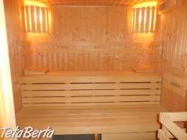 predam saunu , Dom a záhrada, Vybavenie kúpeľní  | Tetaberta.sk - bazár, inzercia zadarmo