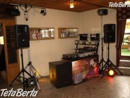 DJ, ozvučenie a moderovanie na svadby, rodinné oslavy...