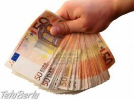 Pôžicka od 1000 do 800000 eur , Dom a záhrada, Opravári a inštalatéri  | Tetaberta.sk - bazár, inzercia zadarmo