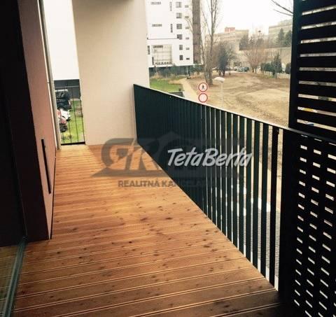 GRAFT ponúka 1-izb. byt Seberíniho ul. - Ružinov / NOVOSTAVBA / , foto 1 Reality, Byty | Tetaberta.sk - bazár, inzercia zadarmo