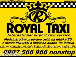 Preprava na letisko/letiská , Hobby, voľný čas, Autostop  | Tetaberta.sk - bazár, inzercia zadarmo