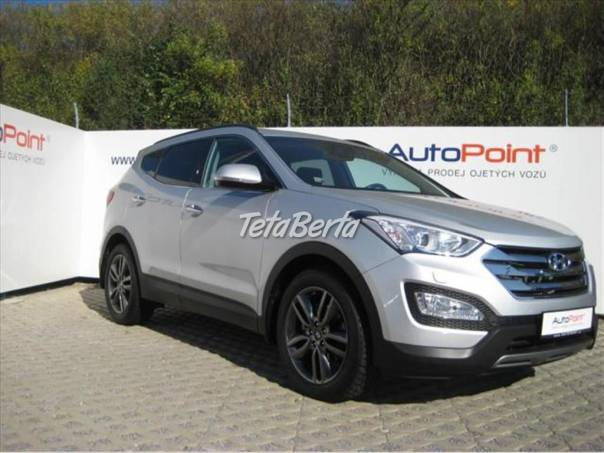 Hyundai Santa Fe 2,2 CRDi  Aut.,Navi,Premium, foto 1 Auto-moto, Automobily | Tetaberta.sk - bazár, inzercia zadarmo