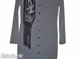 Tenké úpletové šaty s gombíkmi XL , Móda, krása a zdravie, Oblečenie  | Tetaberta.sk - bazár, inzercia zadarmo