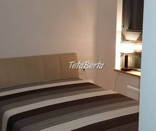 Prenájom priestranného 1,5-izbového bytu v novostavbe v Ružinove - Nivách na Plynárenskej ulici s krásnym výhľadom.  , foto 1 Reality, Byty | Tetaberta.sk - bazár, inzercia zadarmo