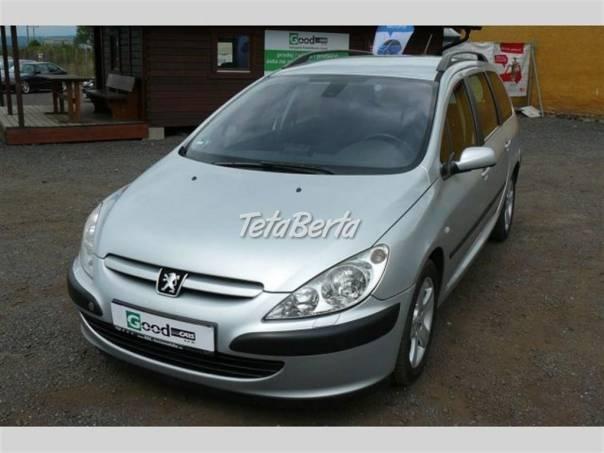 Peugeot 307 2,0 HDI serviska, foto 1 Auto-moto, Automobily | Tetaberta.sk - bazár, inzercia zadarmo