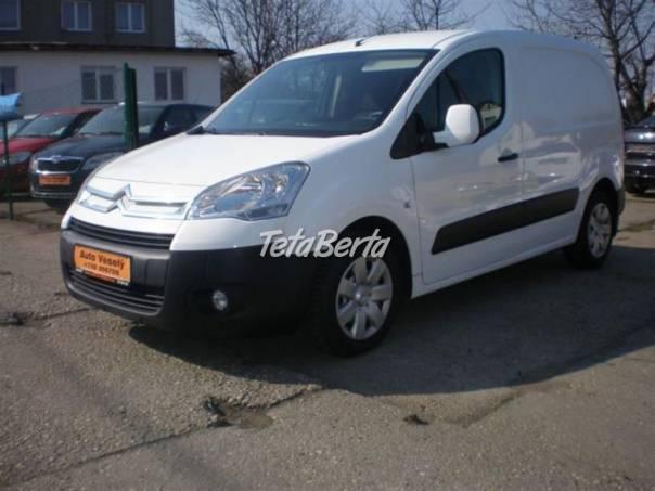 Citroën Berlingo 1,6 HDi,KLIMA,ČR,1 MAJ.SERVISK, foto 1 Auto-moto, Automobily | Tetaberta.sk - bazár, inzercia zadarmo