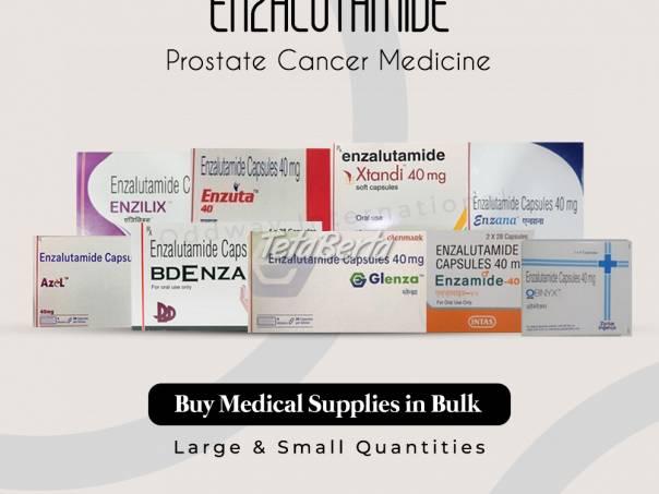 Všeobecný dodávateľ enzalutamidu 40 mg v Indii, foto 1 Móda, krása a zdravie, Starostlivosť o zdravie | Tetaberta.sk - bazár, inzercia zadarmo