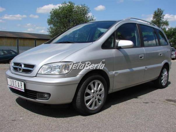 Opel Zafira 2,0DTDi Clima,ESP,Alu,SERVISKA, foto 1 Auto-moto, Automobily   Tetaberta.sk - bazár, inzercia zadarmo