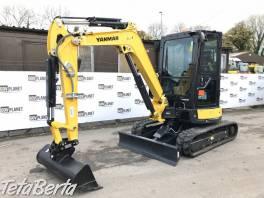 Bager, rýpadlo Yanmar ViO33-6 ( váha 3.275kg ) možná kúpa na splátky bez preplatenia , Poľnohospodárske a stavebné stroje, Stavebné stroje  | Tetaberta.sk - bazár, inzercia zadarmo