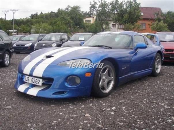 Dodge Viper 8.0 V10 GTS US, foto 1 Auto-moto, Automobily | Tetaberta.sk - bazár, inzercia zadarmo