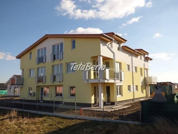 Predaj 4i bytu so záhradou v novostavbe v Slovenskom Grobe, foto 1 Reality, Byty | Tetaberta.sk - bazár, inzercia zadarmo
