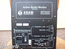 Aktívne reprobedne ADAM P11 , Elektro, Reproduktory, mikrofóny, slúchadlá  | Tetaberta.sk - bazár, inzercia zadarmo