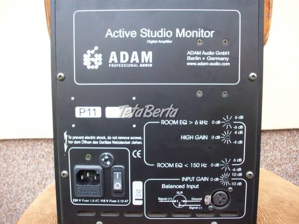 Aktívne reprobedne ADAM P11, foto 1 Elektro, Reproduktory, mikrofóny, slúchadlá | Tetaberta.sk - bazár, inzercia zadarmo