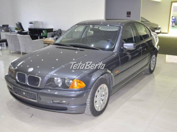 BMW Řada 3 318i nehavar,serv.kn,2.majiel, foto 1 Auto-moto, Automobily | Tetaberta.sk - bazár, inzercia zadarmo