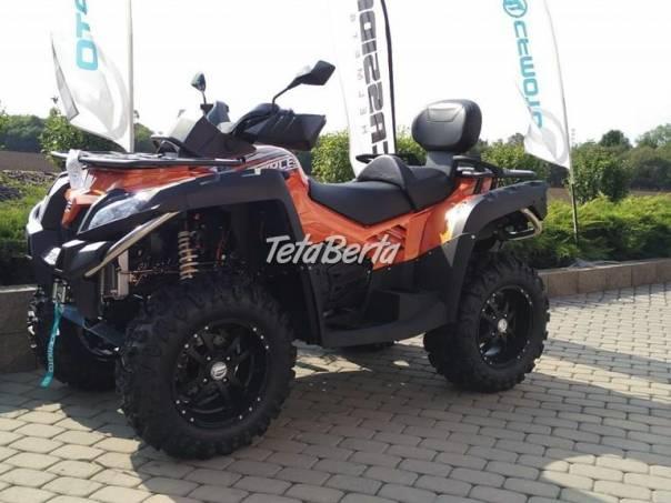 Journeyman  Gladiator X8 EFI V-twin Deluxe, foto 1 Auto-moto | Tetaberta.sk - bazár, inzercia zadarmo