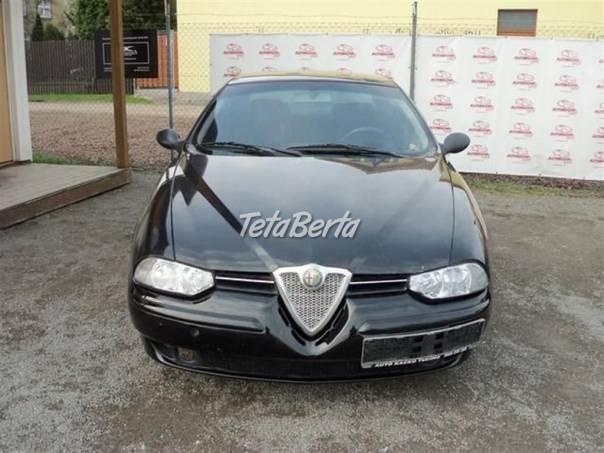 Alfa Romeo 156 1.9 JTD Impression, foto 1 Auto-moto | Tetaberta.sk - bazár, inzercia zadarmo